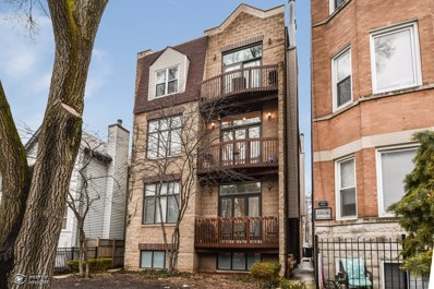1464 W Grace Street UNIT 2F, Chicago, IL 60613 - #: 10272227