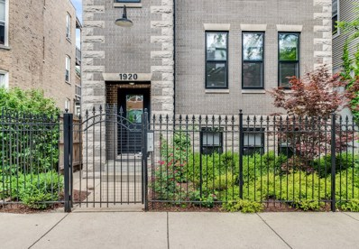 1920 W Crystal Street UNIT 1, Chicago, IL 60622 - #: 10272255
