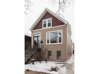 3509 N Leavitt Street, Chicago, IL 60618 - #: 10272261