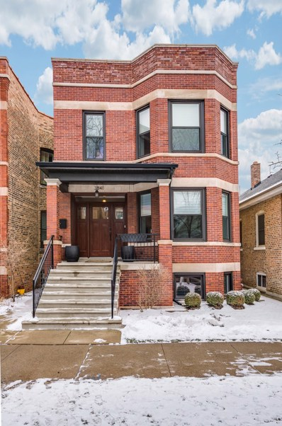 3841 N Oakley Avenue, Chicago, IL 60618 - #: 10272349