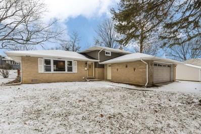 4407 Thorntree Lane, Rolling Meadows, IL 60008 - MLS#: 10272365