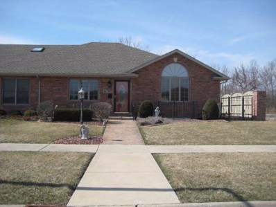 1670 Kirsten Lee Drive, Wilmington, IL 60481 - #: 10272414