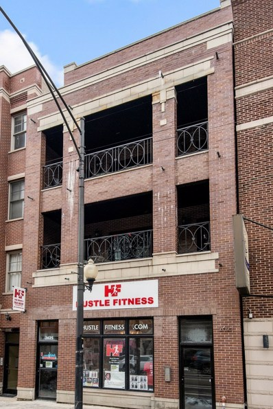 2625 N Halsted Street UNIT 3, Chicago, IL 60614 - MLS#: 10272460