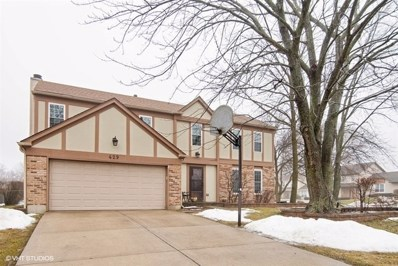 429 Willington Drive, Schaumburg, IL 60194 - #: 10272504