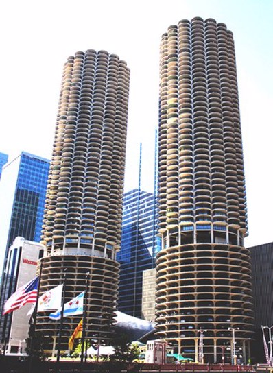 300 N State Street UNIT 3308, Chicago, IL 60654 - #: 10272530