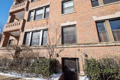 852 W Grace Street UNIT S, Chicago, IL 60613 - #: 10272670