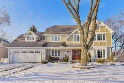 25W274  Woodstock Court, Naperville, IL 60540 - #: 10272689