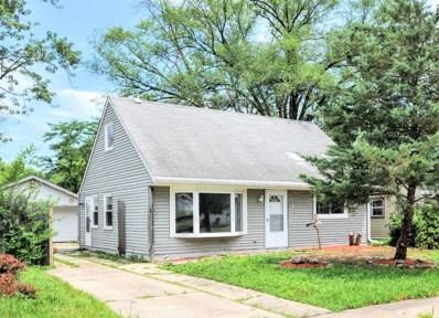 268 Arcadia Street, Park Forest, IL 60466 - #: 10272760