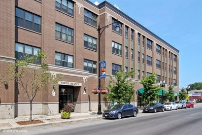 2510 W Irving Park Road UNIT 407, Chicago, IL 60618 - #: 10272820