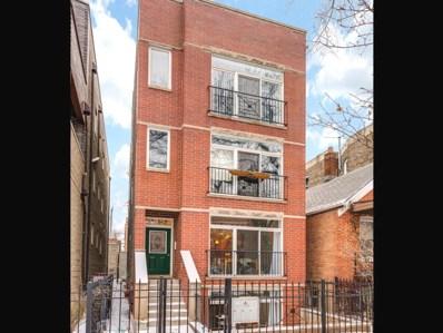 2724 W Cortez Street UNIT 1, Chicago, IL 60622 - #: 10272959