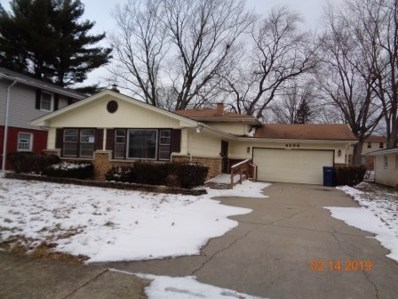 4234 Applewood Lane, Matteson, IL 60443 - #: 10272996