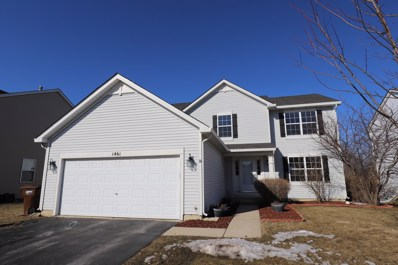 1461 Cord Grass Trail, Woodstock, IL 60098 - #: 10273059