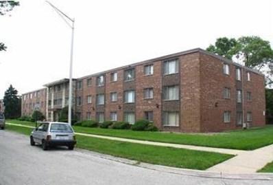 10210 S Washington Avenue UNIT 108, Oak Lawn, IL 60453 - #: 10273532