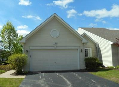 1388 Chestnut Circle, Yorkville, IL 60560 - #: 10273669