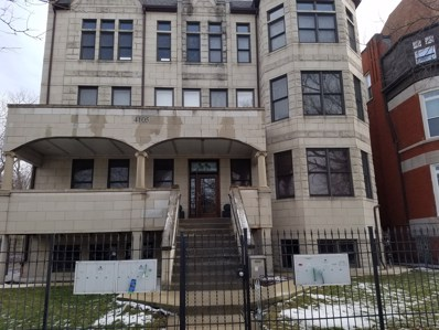 4105 S Drexel Avenue UNIT 1NR, Chicago, IL 60653 - #: 10273961