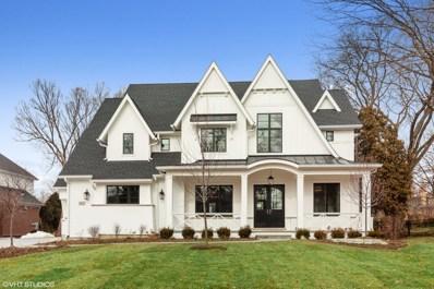 412 WARREN Terrace, Hinsdale, IL 60521 - #: 10274056