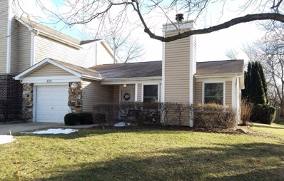 228 Hedgerow Drive, Bloomingdale, IL 60108 - #: 10274118
