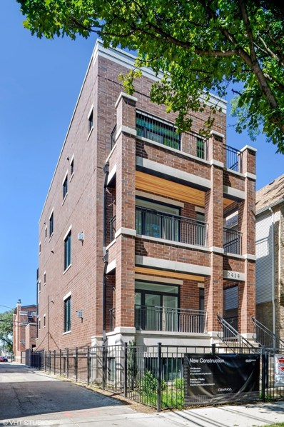 2414 N Janssen Avenue UNIT 1, Chicago, IL 60614 - #: 10274474