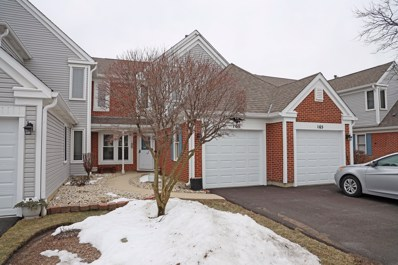 163 Inverness Court UNIT 0, Elk Grove Village, IL 60007 - #: 10274548