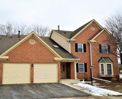 199 Camden Court UNIT 22, Schaumburg, IL 60194 - MLS#: 10274673