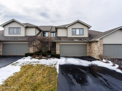 1376 Baileys Crossing Drive UNIT 115, Lemont, IL 60439 - MLS#: 10274913
