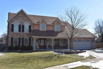 1607 Cavalier Court, Wheaton, IL 60189 - #: 10275262