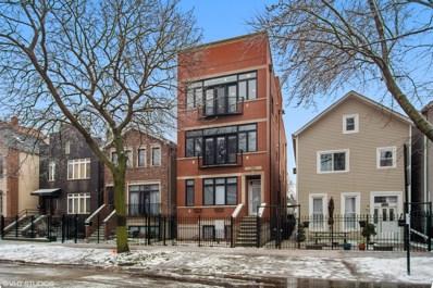 2451 W Cortland Street UNIT 3, Chicago, IL 60647 - #: 10275340