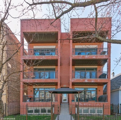 3104 N Kimball Avenue UNIT 1S, Chicago, IL 60618 - #: 10275570