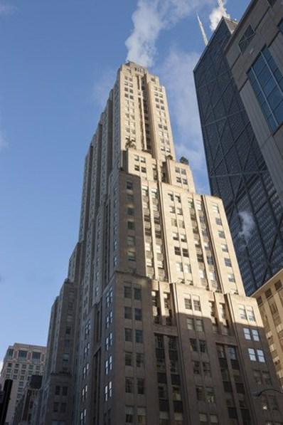 159 E Walton Place UNIT 16B, Chicago, IL 60611 - #: 10275768
