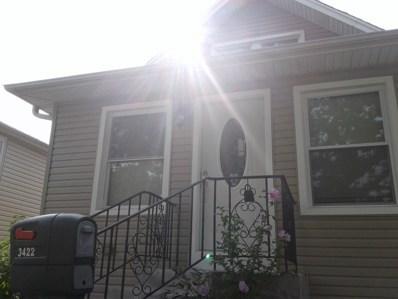 3422 N Oketo Avenue, Chicago, IL 60634 - #: 10276015