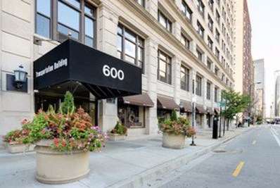 600 S Dearborn Street UNIT 1205, Chicago, IL 60605 - #: 10276023