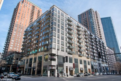 1 E 8TH Street UNIT 810, Chicago, IL 60605 - #: 10276134