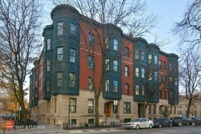 2348 N Cleveland Avenue UNIT 4, Chicago, IL 60614 - MLS#: 10276330