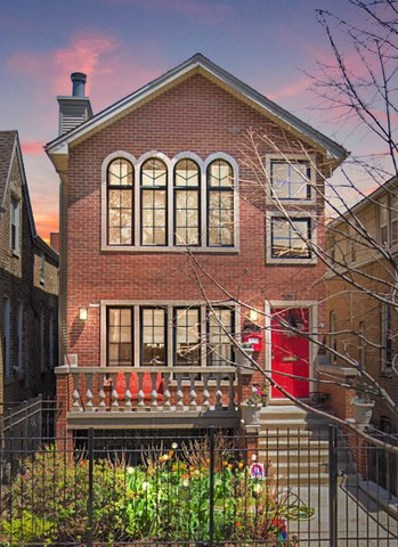 2017 N Honore Street, Chicago, IL 60614 - #: 10276350
