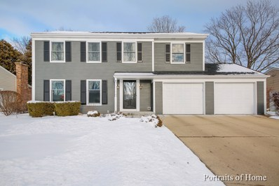 1619 Leabrook Lane, Wheaton, IL 60189 - #: 10276475