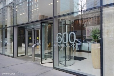 600 N Fairbanks Court UNIT 1601, Chicago, IL 60611 - #: 10276539