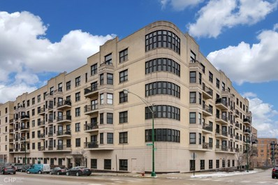 520 N Halsted Street UNIT 610, Chicago, IL 60642 - #: 10276603