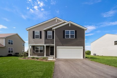834 Sterling Heights Drive, Antioch, IL 60002 - #: 10276783