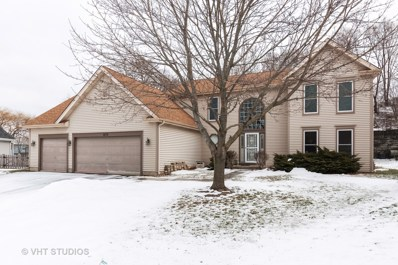 1575 Barrington Court N, Algonquin, IL 60102 - #: 10276893