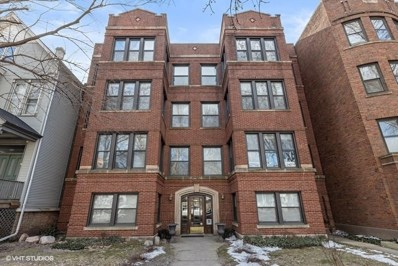 1445 W Warner Avenue UNIT GE, Chicago, IL 60613 - #: 10277561