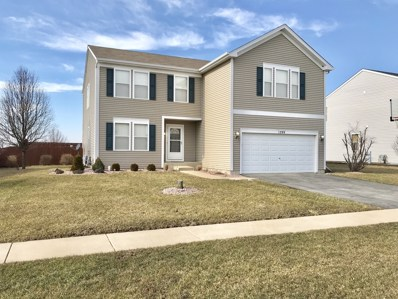 1599 Patriot Way, Bourbonnais, IL 60914 - MLS#: 10277604