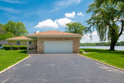 37023 N Stanton Point Road, Ingleside, IL 60041 - #: 10277936