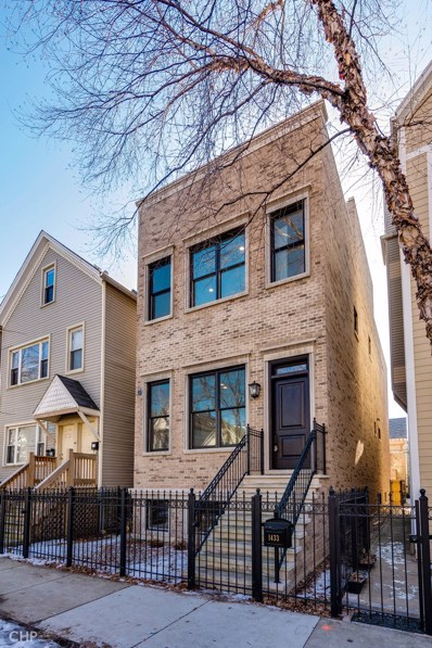 1433 W Fletcher Street, Chicago, IL 60657 - #: 10277965