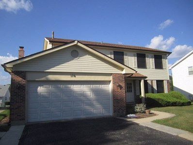 176 Old Mill Drive, Schaumburg, IL 60193 - #: 10278020