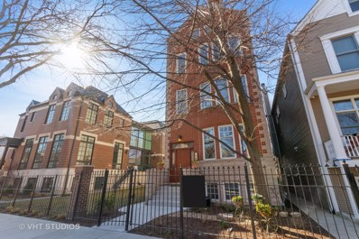 1521 W Wolfram Street UNIT 3, Chicago, IL 60657 - #: 10278166