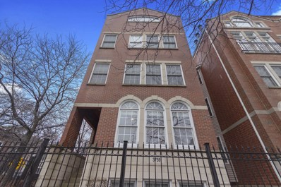 3759 N Ashland Avenue UNIT 1, Chicago, IL 60613 - #: 10278329