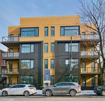 1841 N California Avenue UNIT 2C, Chicago, IL 60647 - MLS#: 10278379
