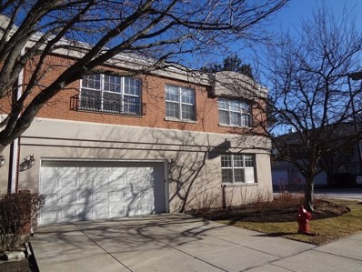 422 Town Place Circle, Buffalo Grove, IL 60089 - MLS#: 10278430