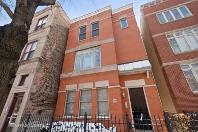 1329 W Fillmore Street UNIT C, Chicago, IL 60607 - MLS#: 10278538