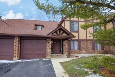 1602 Thames Court UNIT A, Wheaton, IL 60189 - #: 10278619